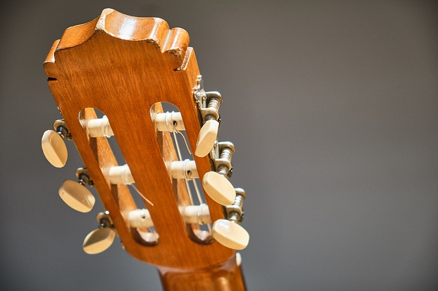 tarrachas de afinação do violão